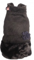 Dogs Life Dogs Life Fluffy Puffle Jacket Black