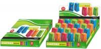 treeline barrel sharpener box of 24 pencil sharpener