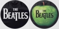 beatles apple slipmat set