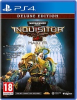 warhammer 40 000 inquisitor martyr deluxe edition ps4