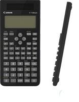 canon f 718sga dbl emb black calculator