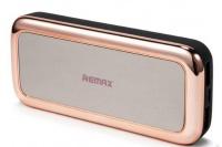 remax mirror powerbank 10000mah rose gold power bank