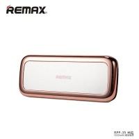 remax mirror powerbank 5500 mah rose gold power bank