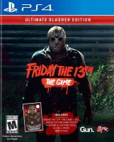 friday the 13th game ultimate slasher edition us import