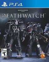 warhammer 40 000 deathwatch us import ps4