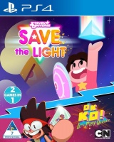 steven universe save the light and ok ko lets play heroes