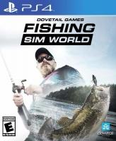 fishing sim world us import ps4