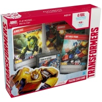 Wizards of the Coast Transformers Trading Card Game Autobots Starter Set