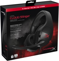 hyperx cloud stinger pcgaming headset
