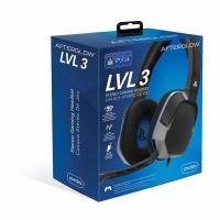 pdp afterglow lvl 3 ps4 lic headset