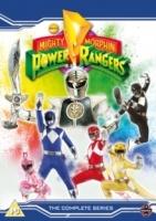 Mighty Morphin Power Rangers Complete Season 1 3