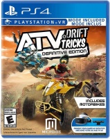 atv drift and tricks definitive edition us import ps4