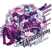 wonderboom rising sun cd