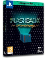 flashback 25th anniversary limited edition ps4