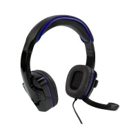 sparkfox sf1 stereo headset blue xbox oneps4mobile with