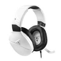 turtle beach recon 200 amplified gaming headset white