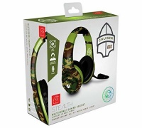 stealth xp cruiser multiformat woodland camouflage headset