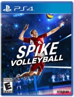 spike volleyball us import ps4