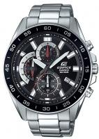 casio edifice series analogue wrist watch silver running walking equipment