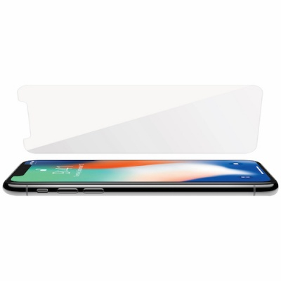 Photo of Macally - Tempered Glass Screen Protector - iPhone XR