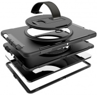 tuff luv armour guard case and stand with hand shoulder