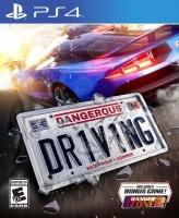 dangerous driving us import ps4