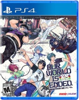 our world is ended day 1 edition us import ps4