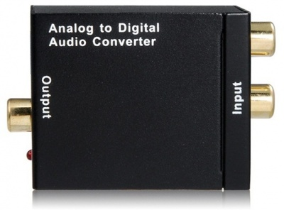 Photo of HDCVT - Analog to Digital Converter