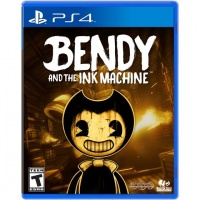 bendy and the ink machine us import ps4