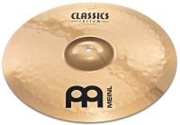 meinl cc18mc b classics custom series 18 inch medium crash cymbal