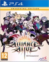 the alliance alive hd remastered awakening edition ps4