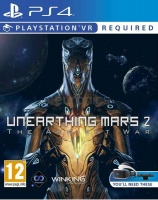 unearthing mars 2 the ancient war ps4