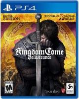 kingdom come deliverance royal edition us import ps4