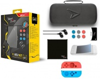 steelplay carry and protect kit 11 in 1 nintendo switch