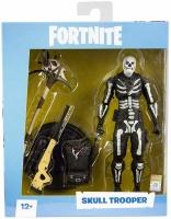 McFarlene Toys McFarlane Toys Fortnite Skull Trooper Premium Action Figure
