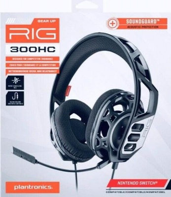 Photo of Plantronics GameCom RIG 300 Stereo Gaming Headset for PC