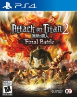 attack on titan 2 final battle us import ps4