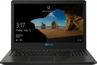 """Photo of Asus X570 AMD R5 15.6"""" Notebook - AMD Ryzen 5 2500U 1TB HDD 8GB RAM Windows 10 Home Tablet"""
