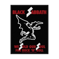 black sabbath sold our souls patch movie game merchandise