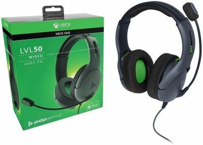 Photo of PDP - LVL50 Wired Stereo Headset