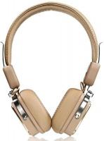 remax microphones khaki headset
