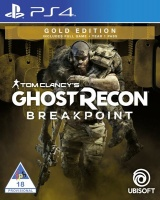 Ubisoft Tom Clancys Ghost Recon Breakpoint Gold Edition