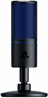 razer seirn x for ps4 gaming condenser microphone built in