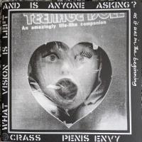 crass penis envy vinyl