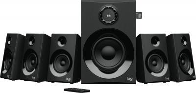Photo of Logitech Z607 80 watt 5.1 Channel Speaker Set - Black