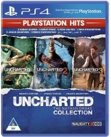 uncharted the nathan drake collection playstation hits ps4