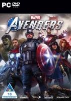 Square Enix Marvels Avengers