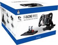 piranha f racing wheel ps4