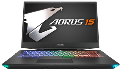 Photo of AORUS 15 i79750H laptop