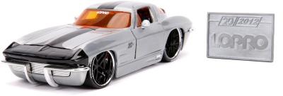 Photo of Jada Toys - 1/24 - 20the Anniversary - Lopro - '63 Chevy Corvette